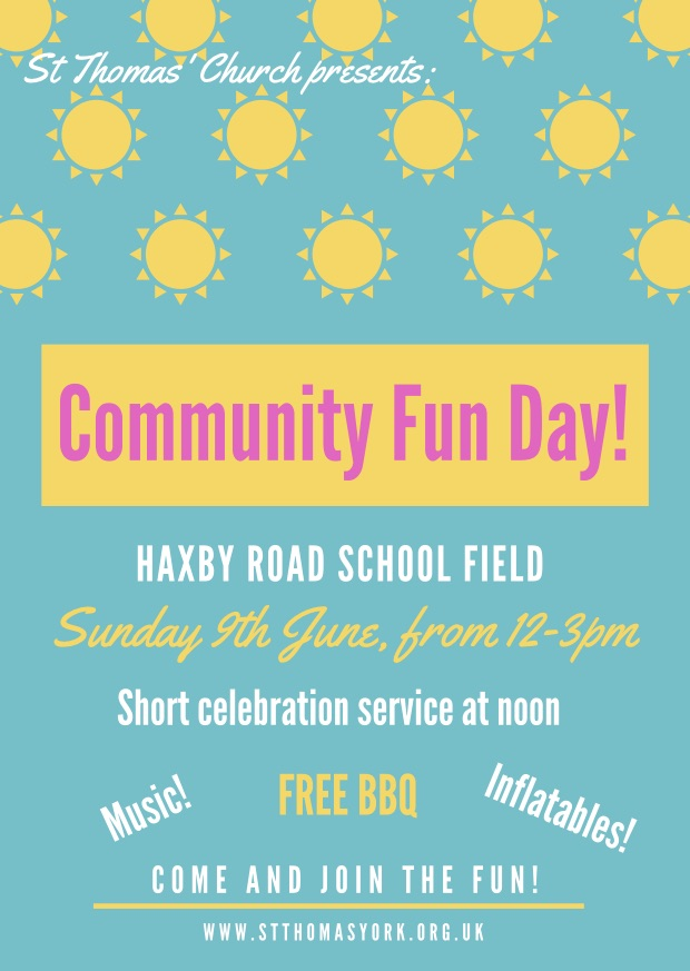 Community Fun Day 2